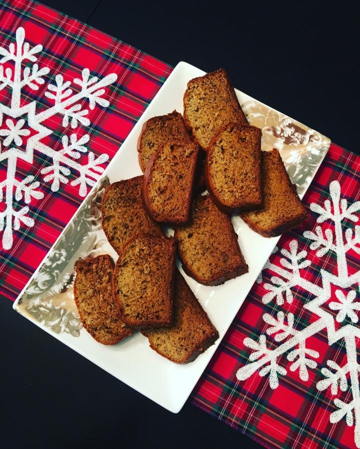 Holiday baking….