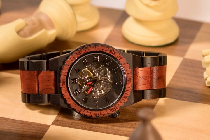 My Favorite New Accessory A Unique Wood Watch by JORD..