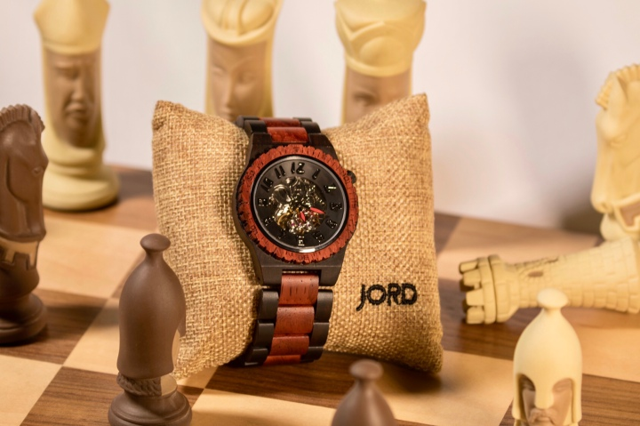 Trends This Summer Unique Wooden Watches by JORD